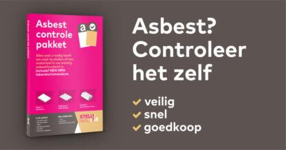 asbest controle pakket, asbest analyse laboratorium